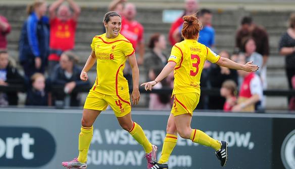 Sep 5 Liverpool Ladies FC v Arsenal Ladies FC