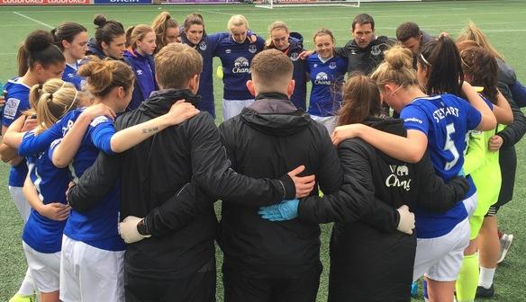 Everton Ladies 3-0 Watford Ladies