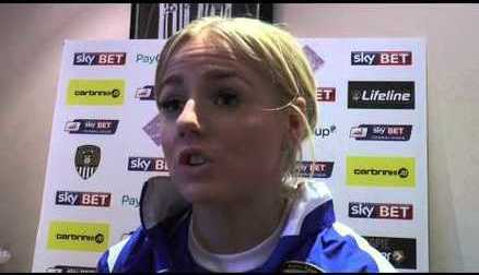 Alex Greenwood on Signing for Notts County