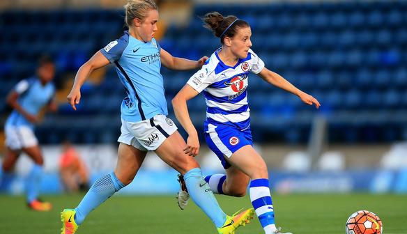 Match Report: Reading Women 1-2 Manchester City Women