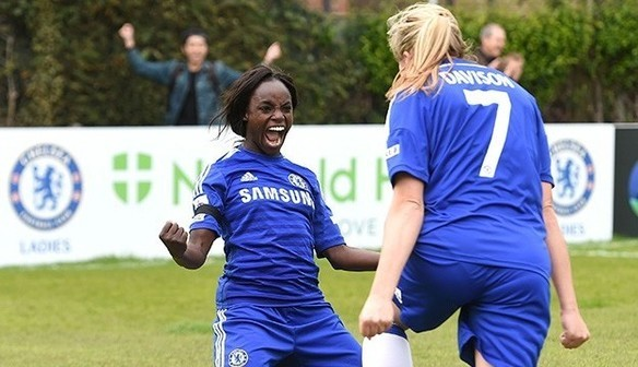 Ladies Report: Chelsea 1 Liverpool 0