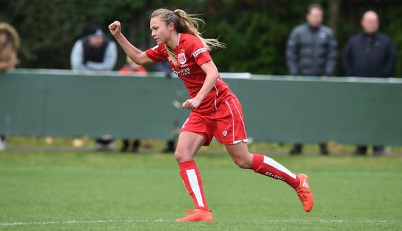 Claire Emslie: Title loss won't stop Bristol promotion party