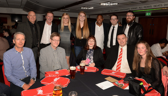 Reds duo Longhurst & Stout attend OLSC event