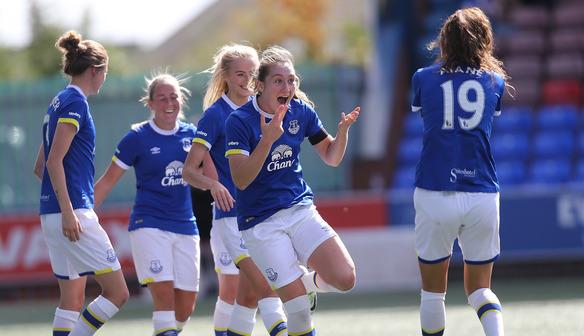 Report: Everton 3-0 Oxford United