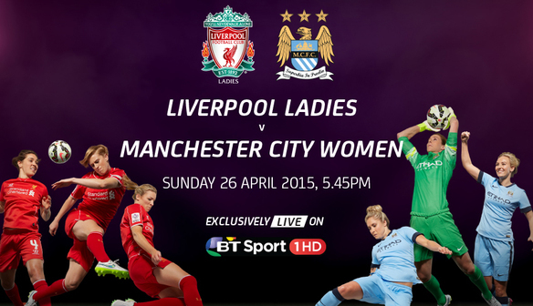 Get your tickets for Reds FAWSL clash with Man City Women