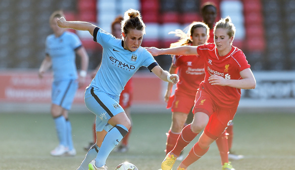 Aug 30 Manchester City Women 2 Liverpool Ladies FC 0