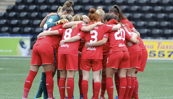 May 25 Liverpool Ladies FC 0 Manchester City Women 0