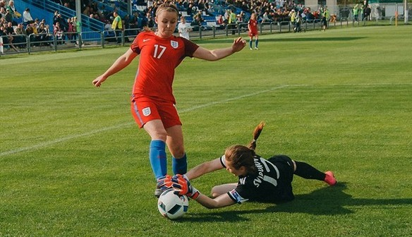 Hannah Cain Named in England WU17s World Cup Squad