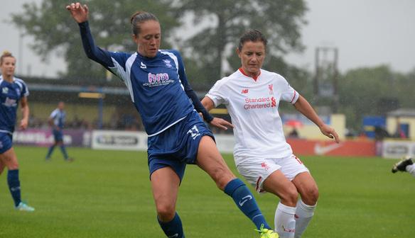 Jul 26 Birmingham City Ladies 1 Liverpool Ladies FC 0