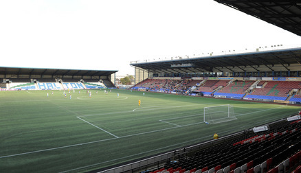 The Select Security Stadium, home of the Blues