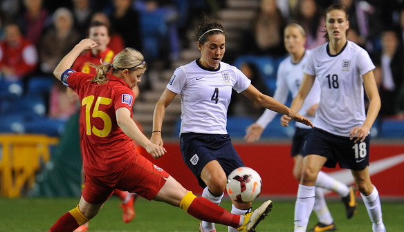 Williams relishing Lionesses' Semi-Final