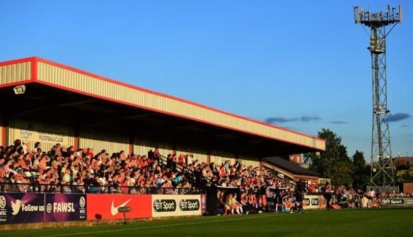 FAWSL attendances soar