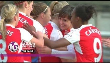 Arsenal Ladies 3-1 Birmingham City Ladies