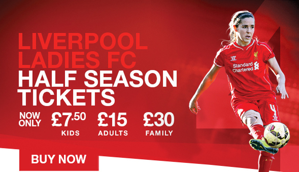 Reds announce details of Half Season Ticket offer