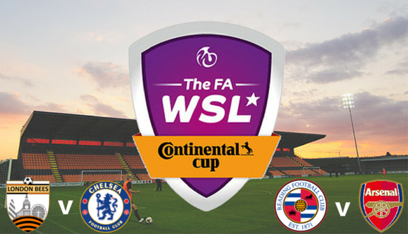 Continental Cup Double Header
