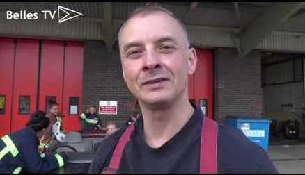 WATCH: Firefighter Experience
