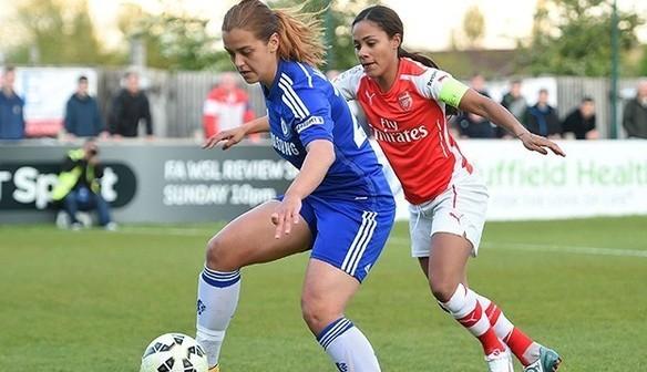Ladies Report: Chelsea 0 Arsenal 0