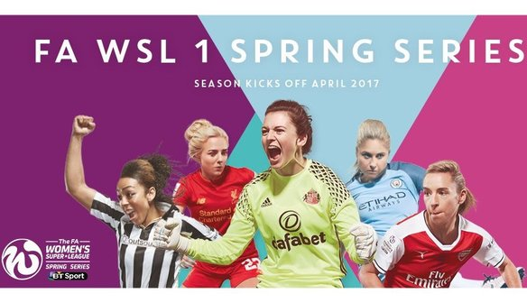 FA WSL SPRING SERIES FIXTURES RELEASED