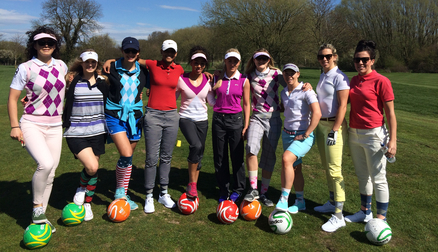 The Players at Footgolf in Edwalton