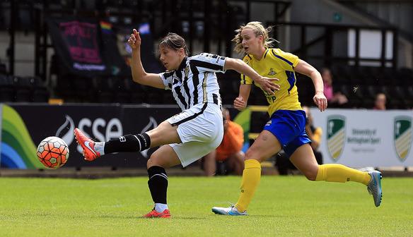 Notts Deservedly Win on Return