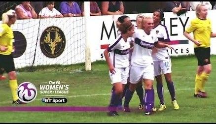 Watford Ladies 2-3 Oxford United Women