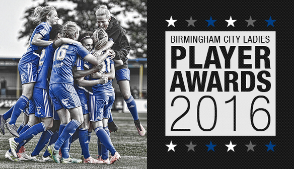 VOTING OPENS FOR BLUES LADIES PLAYER AWARDS