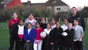 Vicky Exley Coaching In Rotherham