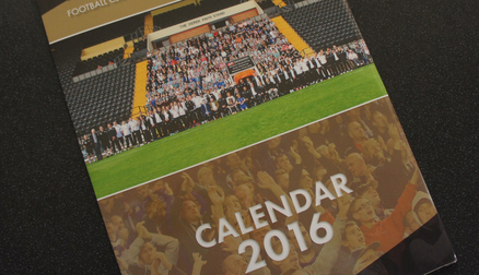 2016 Calendar on sale now!