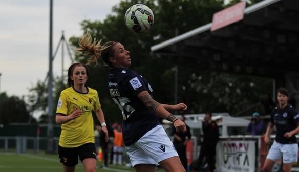 Millwall Ladies 3 2 Watford Ladies