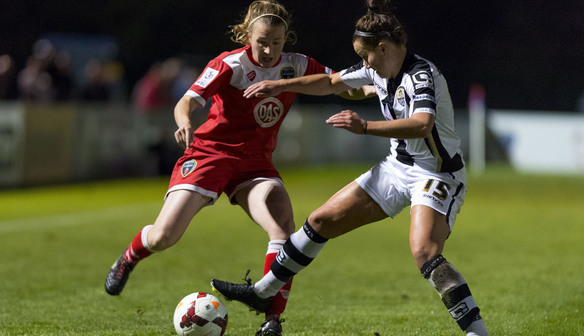 Lady Pies travel to Bristol in FA WSL