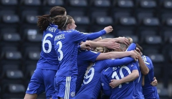 Ladies Report: Notts County 1 Chelsea 2