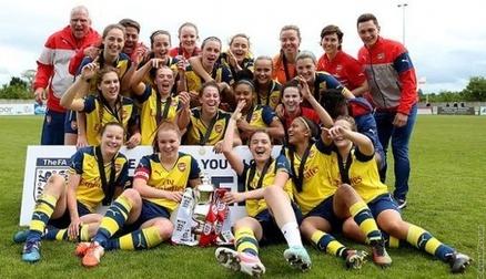 U17s win FA Youth Cup