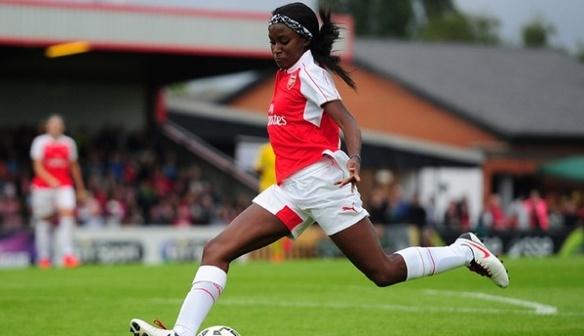 Chioma Ubogagu to leave Ladies