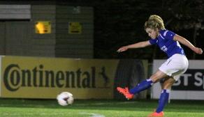 Amber Gaylor's goal