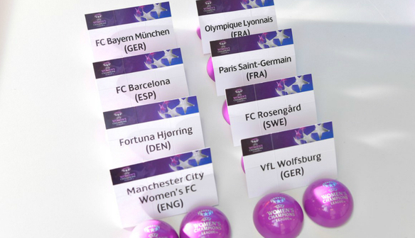 City learn UWCL opponents