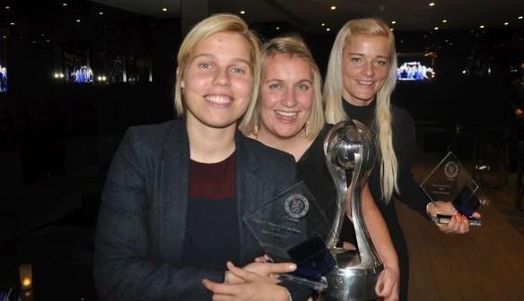 Ladies: Award Winners