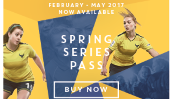 Season Tickets for WSL Spring Series