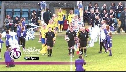 Reading Women 2-2 Doncaster Belles