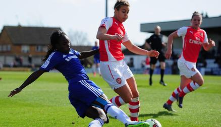 Jemma Rose challenges Eniola Aluko