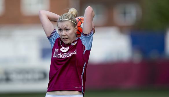 Report: Yeovil Town Ladies 4-2 Villa Ladies