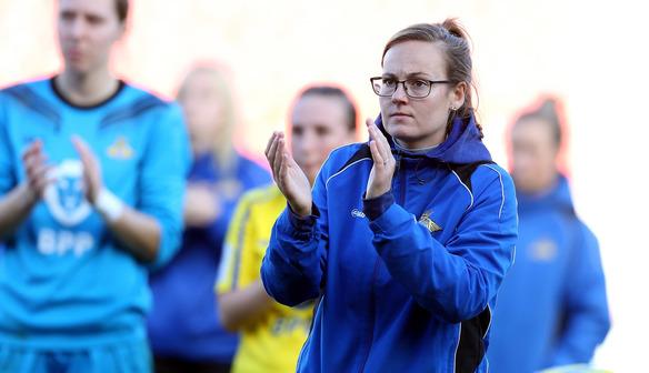 Emma Coates backs the Belles to respond next season