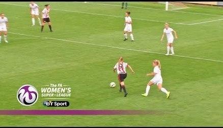 Sunderland AFC Ladies 2-2 Liverpool Ladies