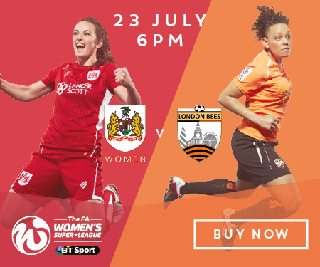 BCWFC v London Bee