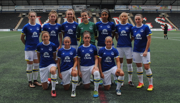 Everton 1-1 Durham