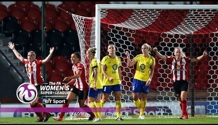 Doncaster Rovers Belles 1-4 Sunderland Ladies | Goals & Highlights