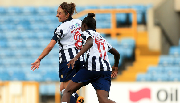 Oct 9 Millwall Lionesses 1 Sheffield FC Ladies 1