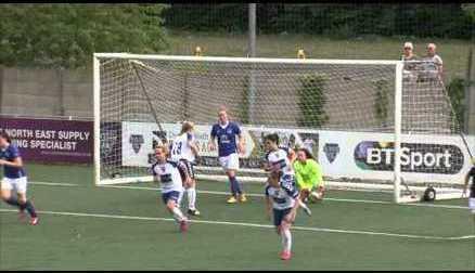 Durham Women 0-2 Everton Ladies