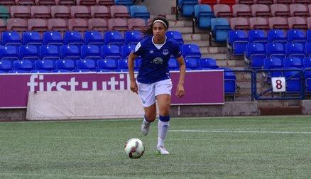 Gabby George v Millwall