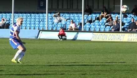 Horwood scores against Yeovil Town