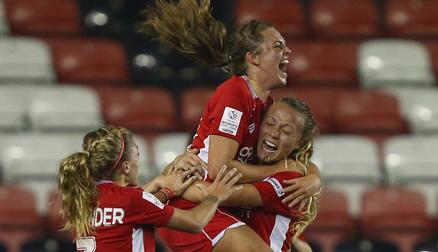 Goals: Everton Ladies 2 - 3 Bristol City Women